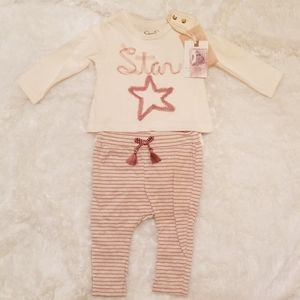 Jessica Simpson Adorable baby set